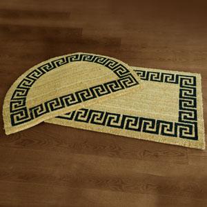 Coir Mat – Tapetes de Fibras Naturales